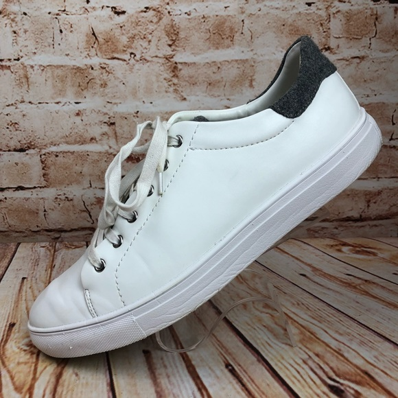 5b67060aace Steve Madden P-COMMBO White Fashion Sneakers Shoes